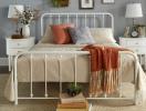Bí kíp trang trí phòng ngủ phong cách lãng mạn cổ điển với chi phí tiết kiệm