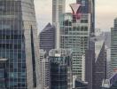 Giá thuê văn phòng khu trung tâm Singapore liên tục tăng
