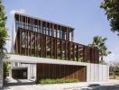 Nét truyền thống giao thoa với hiện đại trong kiến trúc nhà Việt