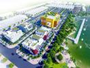 Ra mắt tổ hợp dự án khu đô thị thương mại hiện đại nhất Bạc Liêu