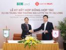 Bim Land hợp tác với Lotte Mart đầu tư Trung tâm thương mại 750 tỷ đồng tại Hạ Long