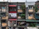 Đề xuất tăng chiều cao các dự án cải tạo chung cư cũ tại Hà Nội