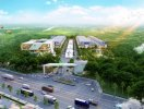 Sắp xuất hiện phố mua sắm kết hợp trạm dừng nghỉ lớn bậc nhất tại cửa ngõ TP.HCM và miền Tây Nam Bộ