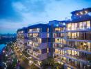 Dự án căn hộ hạng sang hiếm hoi tại TP.HCM thiết kế sảnh đón riêng biệt cho từng căn hộ