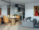 Lam Son Furniture khai trương 2 xưởng thiết kế kiến trúc và thi công nội thất
