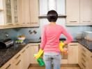 """Bỏ túi mẹo vệ sinh tủ bếp """"vừa nhanh vừa sạch"""" đón Tết"""