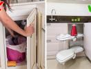 9 lỗi thiết kế bếp gây nguy hiểm và bất tiện