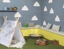 """""""Kéo mây về vườn"""" với 5 bước trang trí hàng rào dễ như ăn kẹo"""