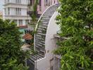 Nhà Vy Anh - nơi trú ẩn xanh mát giữa Sài Gòn xô bồ