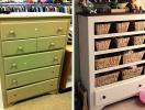 Tái chế nội thất cũ: Khi đồ bỏ đi vẫn có cơ hội tỏa sáng