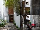 Lạc vào thiền viện trong ngôi nhà 78m2 ở Sài Gòn