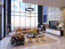 Căn hộ Duplex là gì? Điểm nổi bật trong thiết kế căn hộ Duplex