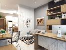 Officetel là gì? Có nên đầu tư căn hộ Officetel không?