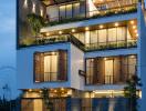 Vẻ đẹp hài hòa của ngôi nhà ngập tràn nắng gió ở Đà Nẵng