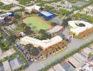 Hải Phòng lấy ý kiến về dự án đô thị đại học quốc tế rộng hơn 66ha