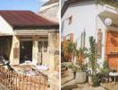 Chỉ với 350 triệu, vợ chồng trẻ cải tạo 2 căn nhà cũ tại Đà Lạt thành homestay đậm chất Nhật