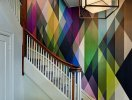 Những ý tưởng trang trí cầu thang đẹp mắt, bắt kịp xu hướng