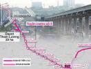 TP.HCM: Vay 1 tỷ USD xây dựng tuyến metro số 2