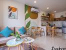 Vợ chồng trẻ Hà Nội hoàn thiện căn hộ 43m2 siêu đẹp với chi phí chưa đến 70 triệu đồng