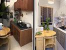 Tự cải tạo căn bếp cũ mèm với chi phí chưa đến 3 triệu đồng, bạn có muốn thử?