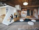 Xu hướng thiết kế xóa mờ ranh giới giữa kiến trúc và nội thất