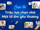 Batdongsan.com.vn tổ chức cuộc thi chia sẻ về hành trình tìm mua nhà