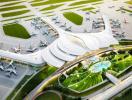 Phê duyệt đầu tư dự án sân bay Long Thành giai đoạn 1