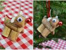Những món đồ trang trí Noel siêu đơn giản bạn có thể làm cùng bé yêu