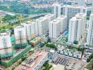 Lực cầu mạnh, giá bán căn hộ TP.HCM tăng hơn 50%
