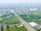 Khu Tây Hà Nội phát triển hạ tầng nghìn tỷ, mật độ dân cư tăng chóng mặt trong 2021