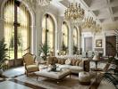Nội thất cổ điển - Hơi thở đầy nghệ thuật đến từ châu Âu