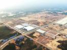 Xây dựng khu dịch vụ: Giải pháp nâng cao tính bền vững trong phát triển các khu công nghiệp
