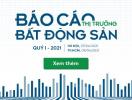 Báo cáo thị trường quý 1 của Batdongsan.com.vn: Lượt quan tâm tăng gấp đôi