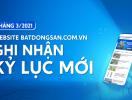 Batdongsan.com.vn đạt kỷ lục mới với 5 triệu người dùng