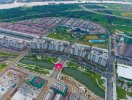 Toàn cảnh khu đô thị mới Thủ Thiêm và 8 phân khu chức năng