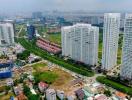 Giá căn hộ TP. Thủ Đức (TP.HCM) tiếp tục tăng mạnh, Hà Nội không biến động