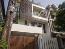 Tư vấn thiết kế nhà phố 4 tầng phong cách hiện đại trên đất 8x15m