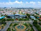 Thông tin tổng quan về Thành phố Thuận An Bình Dương