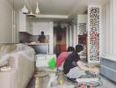 Vợ chồng 9X kể chuyện liều mua nhà: Vay tới 90% nhưng vẫn dành 300 triệu làm nội thất