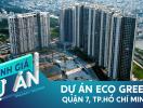 Đánh giá dự án Eco Green Sài Gòn: Căn hộ vị trí đẹp ở Quận 7, giá từ 55 triệu/m2