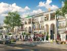 Shopvilla240 Premium - Bản nâng cấp nhà phố thương mại tại Vinh Heritage
