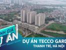 Đánh giá dự án Tecco Garden: Căn hộ bình dân phía Nam Hà Nội