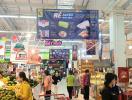Mặt bằng bán lẻ trung tâm thương mại thích ứng trong Covid-19