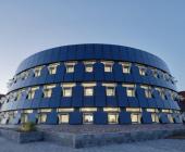 Thiết kế tòa nhà văn phòng hiện đại tại Phần Lan
