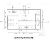 Tư vấn thiết kế nhà ống 24 m2 thoáng mát cho gia đình 4 người