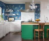 Lựa chọn màu sắc cho không gian giữ lửa gia đình