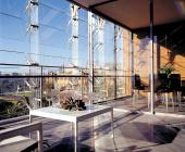 Tường kính hai lớp - giải pháp tiết kiệm năng lượng cho các tòa nhà cao tầng
