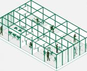 Chuyên gia dự báo xu hướng thiết kế văn phòng hậu Covid-19