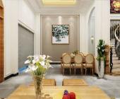Mẫu thiết kế nội thất biệt thự phong cách Tân cổ điển sang trọng