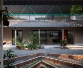 Cắt nửa đất làm sân vườn, gia chủ Lào Cai có ngay không gian sống gần gũi với thiên nhiên